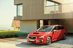 Mehr Serienausstattung für Subaru Levorg
