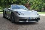 Vorstellung Porsche Cayman: Lass doch mal den Walter durch