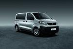 Peugeot Expert Kombi und Citroen Jumpy Kombi bestellbar