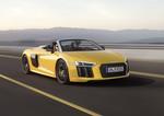 Vorverkauf des Audi R8 Spyder V10 beginnt
