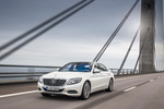 Fahrbericht Mercedes-Benz S 500 4Matic: Alles drin, alles dran