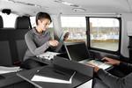 Volkswagen T6 von Custom-Bus: Business mobil