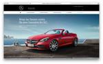 """Mercedes-Benz startet Kampagne für vier """"Traumwagen"""""""