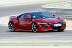 Vorstellung Honda NSX: Nach vorn mit Motoren-Kleeblatt