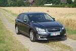 Fahrbericht Subaru Impreza: Von den Vorzügen des Konservativen