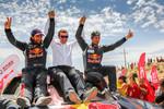 Peugeot 2008 DKR gewinnt die Silk Way Rally 2016