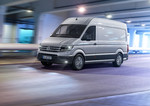 """Volkswagen Crafter schlägt Vorgänger """"um Längen"""""""