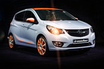 Opel Karl als Sommeredition von Irmscher