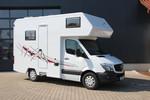 Caravan-Salon 2016: Dreimal Sprinter von Dopfer