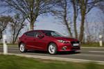 Fahrbericht Mazda3 Skyactiv-G 120 Sports-Line: Flotter Dreier