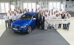 Eine Million Audi Q5 aus Ingolstadt
