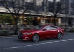 Mazda6 bekommt G-Vetoring Control