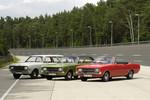 Sachsen Classic 2016: Opel feiert den Rekord C