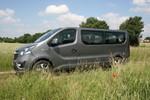 Fahrbericht Opel Vivaro Combi: Pkw-Komfort gibt's nicht zum Nulltarif