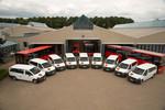 60 Mercedes-Benz Vito für den Spezialverkehr