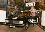 Im Rückspiegel: Volvo 140 startet im Polizeieinsatz