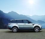 Range Rover Sport mit Vier-Zylinder-Diesel und noch mehr Technik