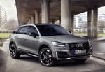 """Audi Q2 startet mit exklusiver """"Edition #1"""""""