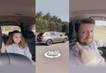 Mitsubishi bietet virtuelle 360-Grad-Probefahrt im Plug-in Hybrid Outlander