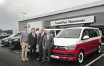 Volkswagen-Nutzfahrzeuge: Gebrauchtwagen per Mausklick leasen