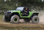 Fahrbericht Jeep Trailcat: Tollkühnheit fürs Freigehege