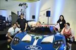 Virtueller Ford GT stellt Guiness-Rekord auf