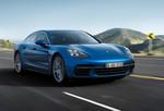 Vorstellung Porsche Panamera Turbo: Nürburgring-Limousine