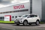 Toyota baut RAV4 jetzt auch in Russland