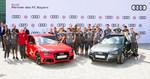 Die Bayern übernahmen ihre neuen Dienstwagen