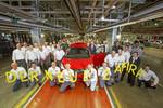 Opel startet Produktion des überarbeiteten Zafira