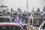 Rekord: 1635 Smart fahren durch Hamburg