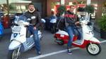 Mit zwei Peugeot Django von Paris nach Ho-Chi-Minh-Stadt
