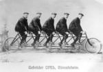 Im Rückspiegel: Opel setzte vor 130 Jahren aufs Fahrrad