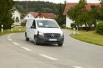 """Der """"Deutsche Nutzfahrzeugpreis 2016"""" geht an den Mercedes-Benz Vito"""