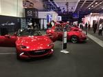 Mazda zeigt sich auf der IFA