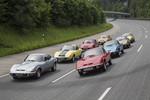 Klassik Tour Kronberg: Opel bringt fünf GT mit