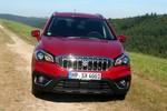 Vorstellung Suzuki SX4 S-Cross: Neues Gesicht und zwei neue Turbomotoren