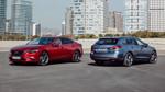 Mazda feiert Markteinführung des überarbeiteten 6er