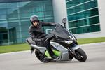 BMW erhöht Reichweite und Leistung des C Evolution