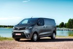 Vorstellung Toyota Proace: In doppelter Mission