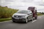 VW Sharan bekommt Motor des Golf GTD