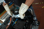 Mitsubishi repariert defekte Fahrbatterien
