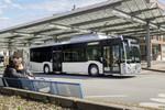IAA Nutzfahrzeuge 2016: Zwei Mercedes-Benz Citaro befördern die Besucher
