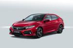 Vorstellung Honda Civic: Fast eine Klasse größer als bisher