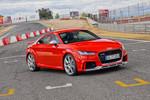 Vorstellung Audi TT RS: Kampfansage aus Neckarsulm
