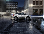 Paris 2016: Toyota C-HR geht in den Vorverkauf