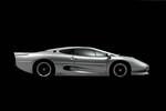 Bridgestone entwickelt neuen Reifen für den Jaguar XJ 220