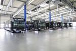 Moderner ÖPNV: Sechs Mercedes-Benz Citaro G für den Filder-Express