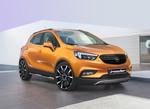 Individuelle Note von Irmscher für den Opel Mokka X