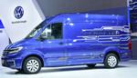 IAA Nutzfahrzeuge 2016: VW E-Crafter ab 2017 im Einsatz